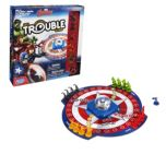 MARVEL® Avengers Trouble Game