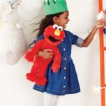 Rue Sésame(MD) Peluche SESAME STREETMD Love2Learn Elmo et application