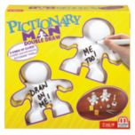 Mattel Pictionary Man Double Draw™ Game