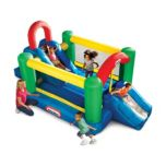 Little Tikes® 'Jump 'N Double Slide Bouncer' Indoor/Outdoor Inflatable Play Gym