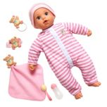 Lotus Onda Electronic Touch-Sensing Doll With 5 Interactive Accessories