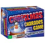 Outset Media™ Christmas Charades Game