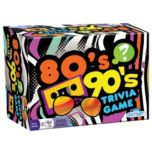 Outset Media™ 80's & 90's Trivia Game