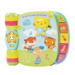 Vtech® Musical Storybook (French Version)