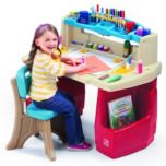 Step 2® Deluxe Art Master Desk™ With Chair