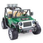 Fisher-Price® Power Wheels® JEEP WRANGLER® 12V Battery-Operated Vehicle