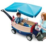 Little Tikes® 'Deluxe Ride And Relax®' Wagon With Umbrella And Cooler