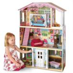 KidKraft® My Delightful Dollhouse