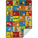 Rugs Planet Inc. ABC Animals™ - Children's Play Mat