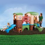 Step 2® Naturally Playful™ Clubhouse Climber Ensemble