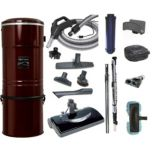 Kenmore®/MD 673AW - Deluxe Premier Electric Central Vacuum Package