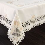 'Lace Bells' Tablecloth