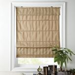 WholeHome®/MD Room-Darketing Striped Roman Shade
