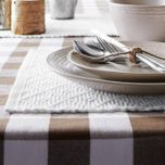 WholeHome CASUAL(TM/MC) 'Tall Timbers' Sweater-style Placemat