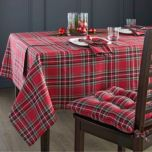 'Graydon Plaid' Tablecloth
