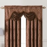 'Kasbah' Jacquard Damask Collection Valance
