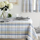 WholeHome®/MD Plaid Tablecloth