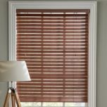 WholeHome®/MD 2' Faux Wood Ready-Made Venetian Blinds