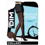 Dim® Madame So Daily Tulle Geometrique Pantyhose