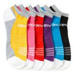 Converse® Women's 6pk Half-Cushion No-Show Socks