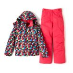 Hot Paws® Girls 2-Piece Snowsuit
