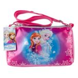 Disney Frozen™ Girls' Sisters Forever Top Zip Hobo Bag