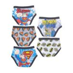 DC Comics™ Superhero Briefs 5-Pack