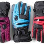 Alpinetek® Kids Ski Gloves Girls'