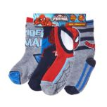 SPIDER-MAN® Crew Sock 4-Pack