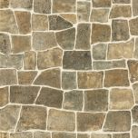 Flagstone Textured Wallpaper