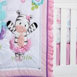 Baby's First by Nemcor™ 'Tutu Cute' Extra Fitted Crib Sheet