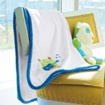 Baby's First® 'Monster Party' Blanket