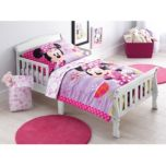 Minnie Mouse® 5-Piece Toddler Bedding Set