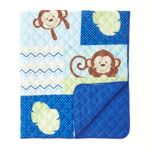 Baby's First by Nemcor™ 5-Piece 'Monkey Business' Toddler Bedding Set