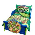 Teenage Mutant Ninja Turtles® Teenage Mutant Ninja Turtles 3 Piece Toddler Bedding Set