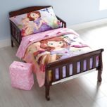 Disney® Sofia The First™ 5-Piece Toddler Bedding Set