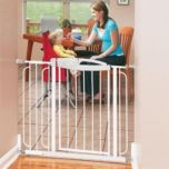 Evenflo® Summit' Pressure Mount Metal Gate