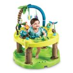 Evenflo® Exerciseur triple ExerSaucer(MD) « Triple Fun, Life in the Amazon » pour bébé