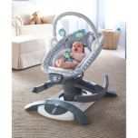 Fisher-Price® 4-In-1 'Rock 'N Glide Soother' Infant Seat