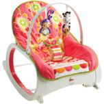 Fisher-Price® Infant-to-Toddler Rocker- Floral Confetti