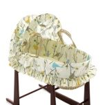 Jolly Jumper® Birdies Moses Basket