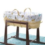 Jolly Jumper® 'Baby Birdies' Moses Basket