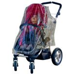 Jolly Jumper® Weathershield for Single Strollers
