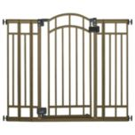 Summer Infant™ Deco Bronze Extra Tall Walk Thru Gate