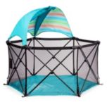Summer Infant™ Pop 'n Play Ultimate Playard-Aqua