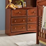 Delta® 'Elite' Nursery Double Dresser
