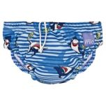 Bambino Mio® Swim Nappy Small - Blue Shark