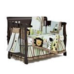 LAMBS & IVY™ 'Peek-A-Boo Jungle' 5-Piece Nursery Set