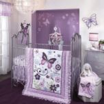 LAMBS & IVY™ Butterfly Lane 5 Piece Bedding Set