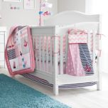 LAMBS & IVY™ Splish Splash 4-Piece Crib Bedding Set